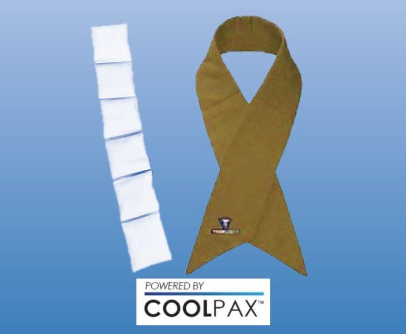 #6620 COOLPAX PCMクーリングネックバンド ワイドタイプ(#6662PCM冷媒セット)